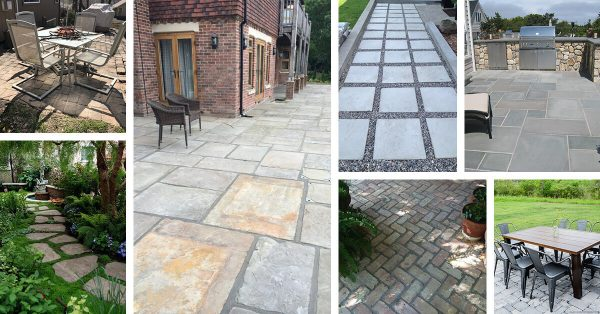 PAVERS - STEPS - TREADS / PATIOS AND WALKWAYS