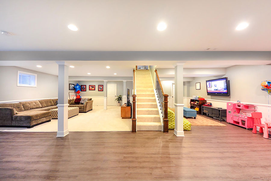 basement renovation and refinishing company