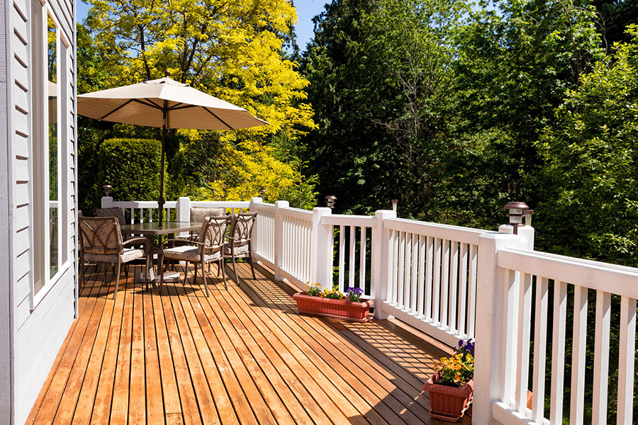 deck installation company
