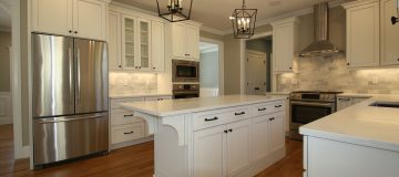 Pinewood Custom Home in Needham Massachusetts