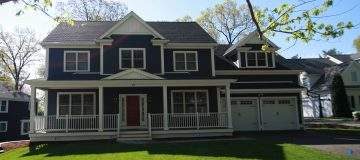 Pinewood Custom Homes in Needham Massachusetts